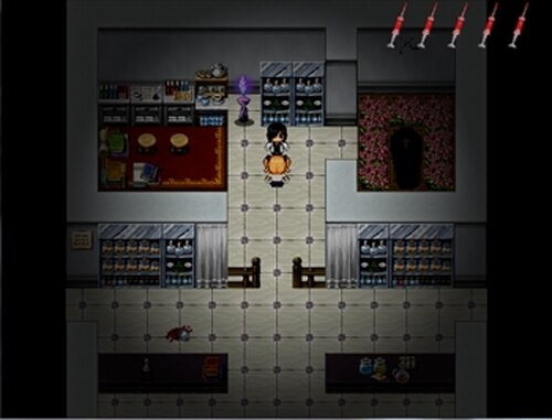 Vampire Hospital Game Screen Shot5