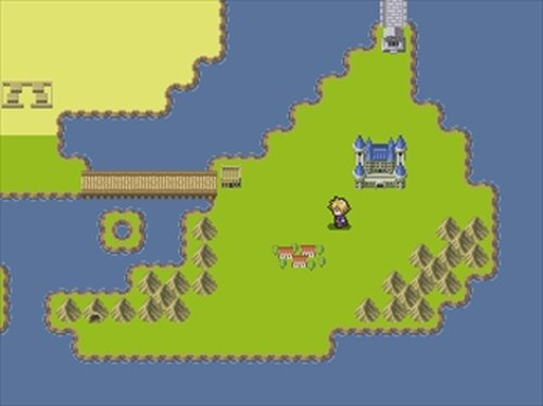ゆーしゃ 物語 Game Screen Shot2