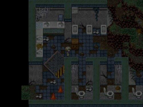 赤い村 Game Screen Shot1
