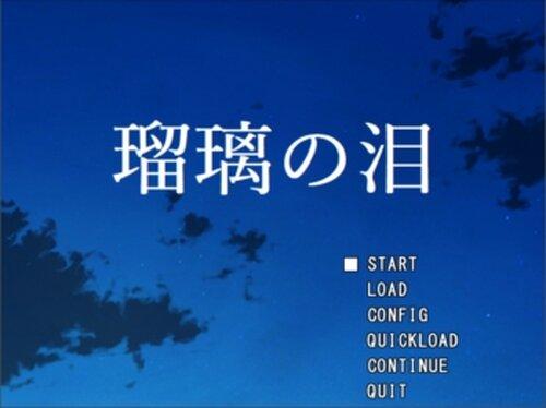 瑠璃の泪 Game Screen Shot2