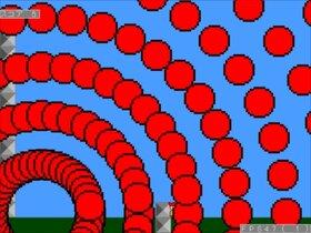 ヤシーユのボンバーはねつき Game Screen Shot3