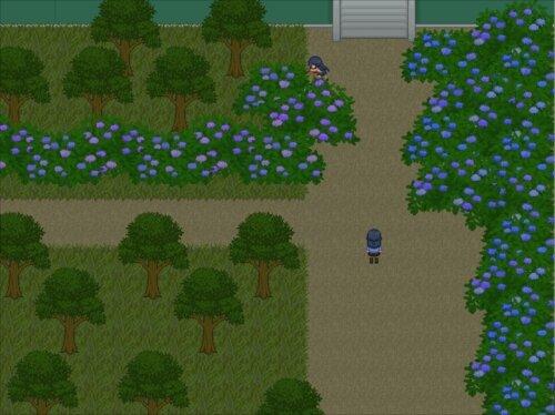 【体験版】ボーダーライン -境界線の隙間から- Game Screen Shot1