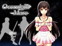 Overnight Mare 新装版のゲーム画面