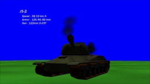 Tank Flanker Game Screen Shot5