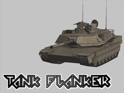 Tank Flanker Game Screen Shots