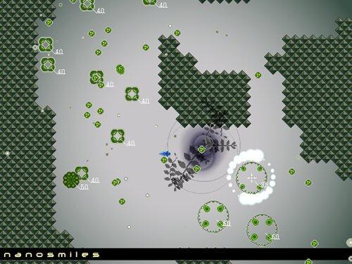 ナノスマイルズ Game Screen Shot