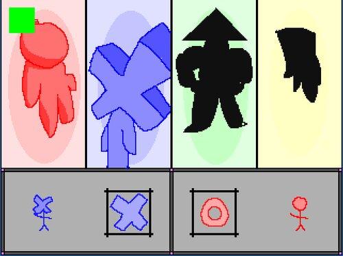 〇×のゲーム Game Screen Shot3