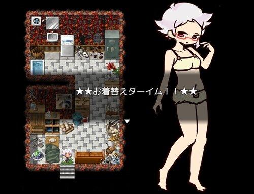 四月とたぬきの化かしあい Game Screen Shot1