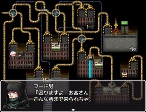 四月とたぬきの化かしあい Game Screen Shot3