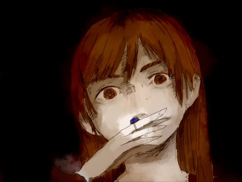 命のない唄 [奈落の庭](ブラウザ版) Game Screen Shot1