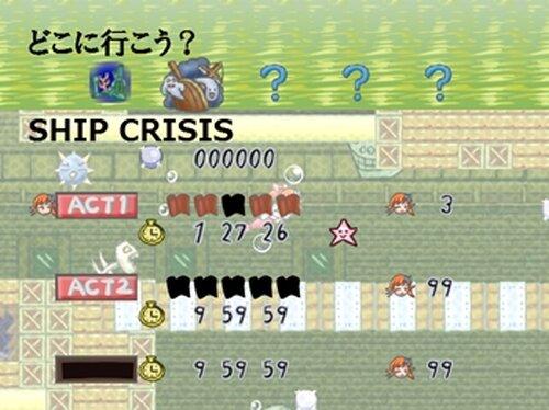 ピスカのスムーズスイミング Game Screen Shot4