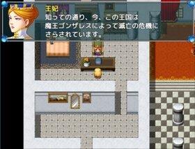 Queen's Knight ~RevolutionBrave Zero~ Game Screen Shot2