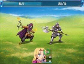Queen's Knight ~RevolutionBrave Zero~ Game Screen Shot5