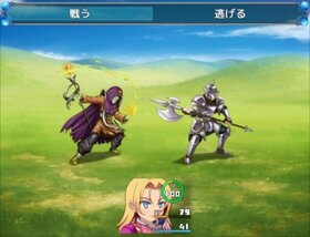 Queen's Knight ~RevolutionBrave Zero~ Game Screen Shot5