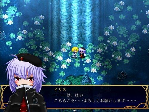 蒼と紅の物語 -真紅の花を深蒼の海へ- Ver2.04 Game Screen Shot3