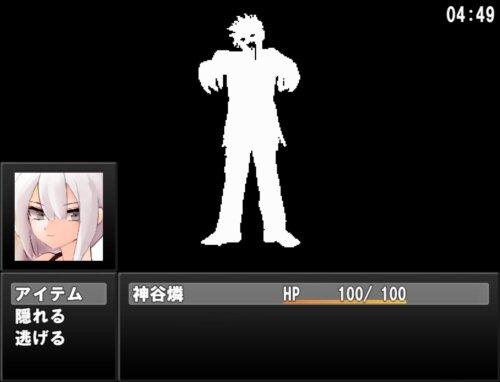 ZOMBIE MV Game Screen Shot1