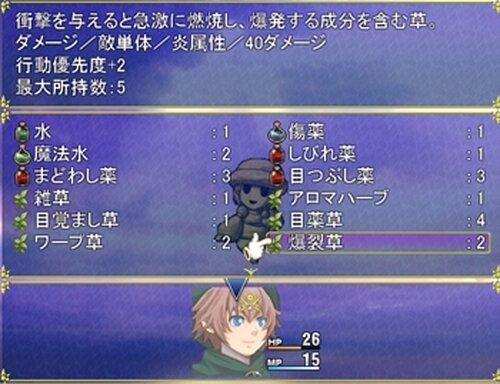 楽園の勇者-clear sky- Game Screen Shot3