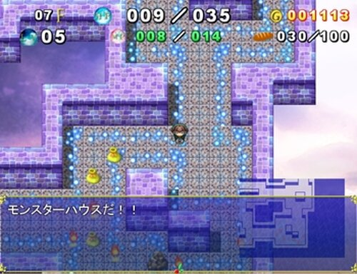 楽園の勇者-clear sky- Game Screen Shots