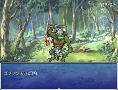 ゴブリンのもり Game Screen Shots