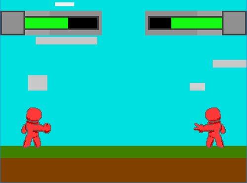 ジャンケンのゲーム Game Screen Shot1