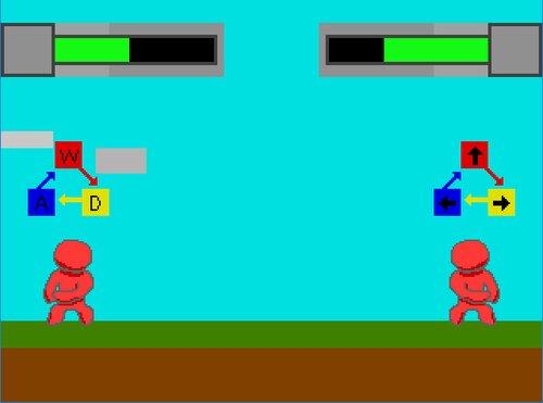 ジャンケンのゲーム Game Screen Shot3