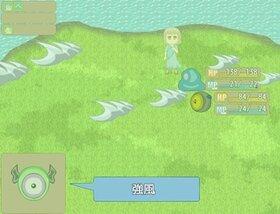 孤島の中の故郷 Game Screen Shot2
