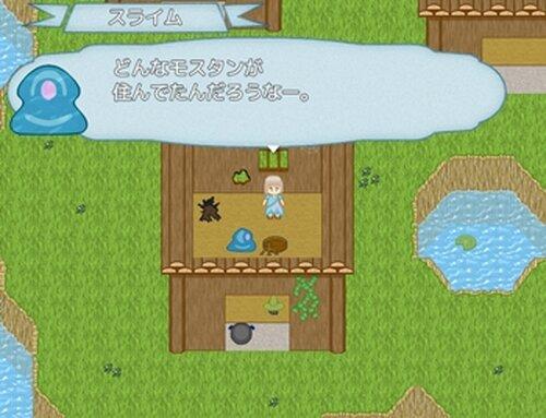 孤島の中の故郷 Game Screen Shot5