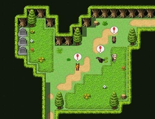鋼炎のオルトロス~森の外れの山小屋宿殺人事件~ Game Screen Shots