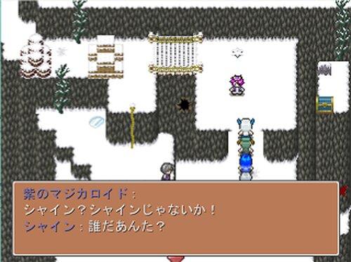 伝説の戦士はじめました 第一幕 降臨編 Game Screen Shot4