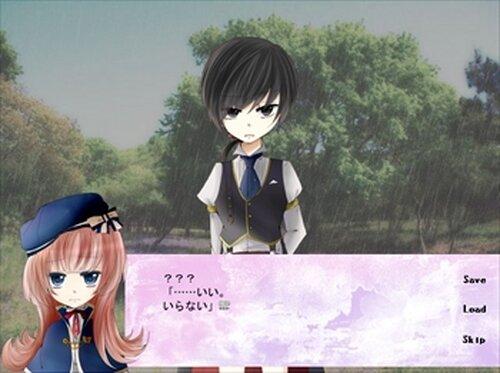 虹の魔女と絵の具の王子様 Game Screen Shot3