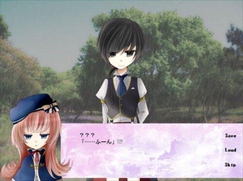 虹の魔女と絵の具の王子様 Game Screen Shot4