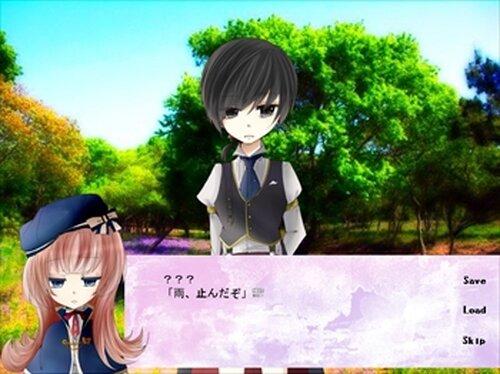 虹の魔女と絵の具の王子様 Game Screen Shots