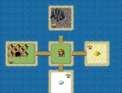 チョコをかけた死闘2 Game Screen Shot5