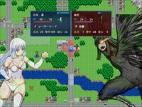 新説魔法少女 version1.038のゲーム画面