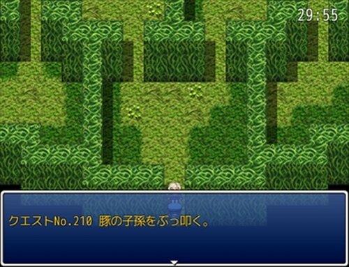 キワモノ! Game Screen Shot2