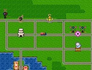 駅 ~for RPGツクール2000~ Game Screen Shot