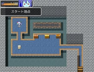 なまえのないRPG5 Game Screen Shot