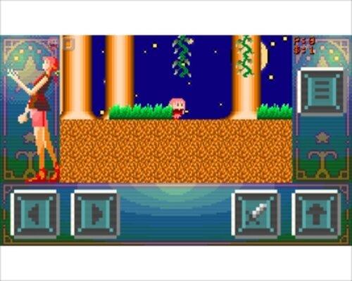 ミニマムぼうけん Game Screen Shots