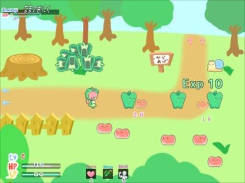 カラアゲウォーズ Game Screen Shot3
