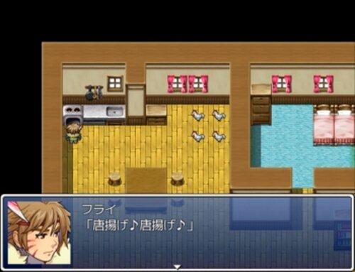 からあげチキン!! Game Screen Shots