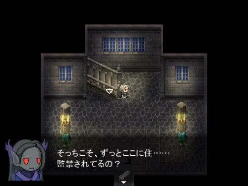 僧房のカンタレラ Game Screen Shot1