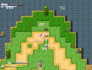 アヤコちゃんの唐揚げ狩り Game Screen Shot