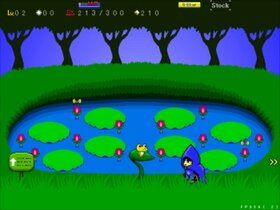 マルティン王の魔法戦記 Game Screen Shot2
