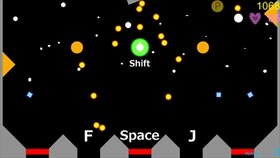 Space Ball Bound Game Screen Shot4