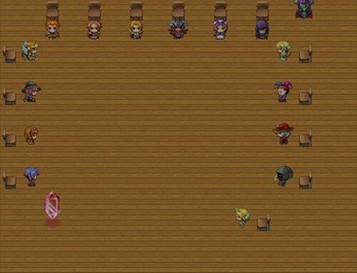 あつまれ!人狼大会! Game Screen Shot5
