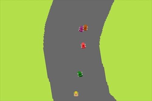 フュージョンレーサー Game Screen Shot2