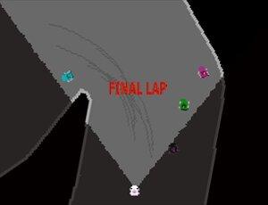 フュージョンレーサー Game Screen Shot