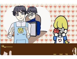 オズワルドのドキドキバレンタイン!!(ホワイトデーシナリオ追加) Game Screen Shot