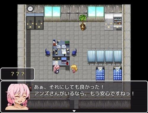 アンズちゃんの冒険リロード。~5万人の変態VS1人の少女withロボ娘~ Ver0.1 Game Screen Shot3