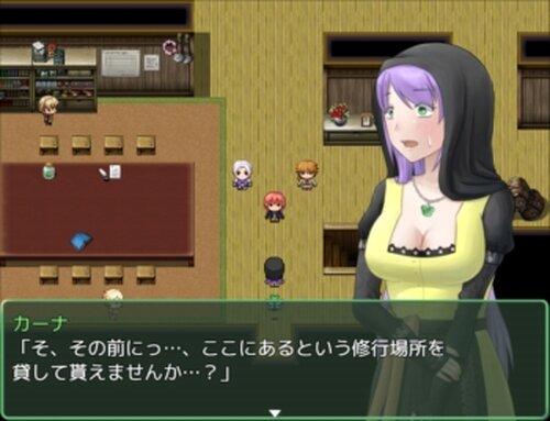 魔法使いのお姉さんモニカ Game Screen Shots
